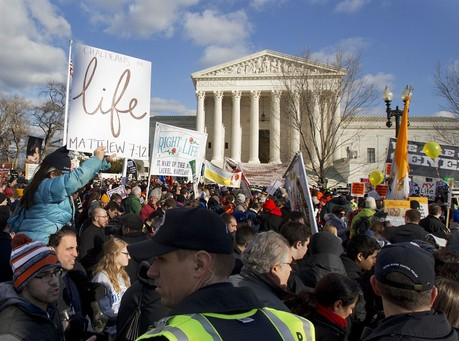 'Controversial' Anti-Abortion Bill Doesn't Need Washington