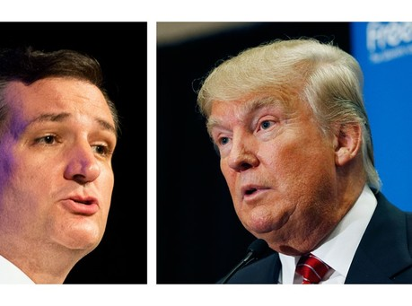 Trump, Cruz Join Forces to Protest Iran Agreement