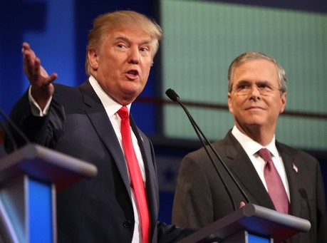 Here We Go: Jeb Slams Trump, Walker Hits Jeb in New Attack Ads