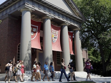 Report: Harvard Faculty Supports Democrats a Whopping 96% of the Time