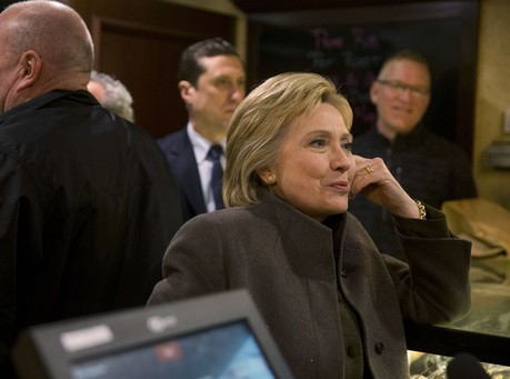 Boston Globe: Even Hillary's Staff Admits a NH Win Is 'Nearly Impossible'
