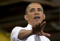 Obama Moves on With Agenda Despite Scandals
