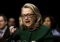 Hillary&#39;s Benghazi Scapegoat