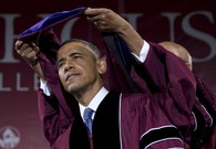 Surprise: Vast Majority of 2013 College Graduation Speakers Are Liberals