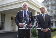 McCain To Graham: You Should Run For President, My Friend