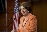 She Couldn't Help It: Pelosi Blames Bush For IRS Scandal