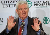 Newt Gingrich Pulls April Fools' Day Prank on Twitter