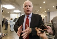 McCain Calls for More ISIS Airstrikes