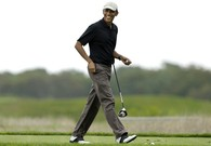 "The Presidency Can't Stop Obama's ""Golf Tradition"""