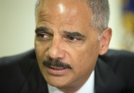 AG Holder Meeting With Michael Brown's Parents
