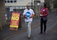 Today's the Day: Scots to Vote For Whether or Not to Secede From the United Kingdom