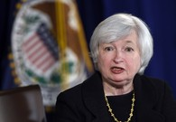 Yellen Doesn't Comment On Policy At Conference On Savings