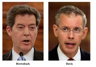 Kansas GOP Candidates Finally Gaining Ground