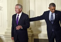 White House Kicks Hagel on His Way Out the Door