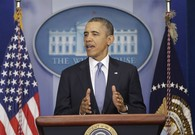 Obama Announces Sanctions on Russian Officials