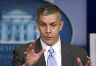 "Arne Duncan Says Illegal Immigrants are ""Inspiring"""
