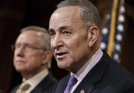 Reid: I'd Like to Pass The Leadership Torch to Chuck Schumer