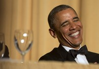 Video: Five Obama Jokes From The WHCD