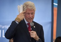 Bill Clinton on Huge Speaking Fees: 'I Gotta Pay Our Bills,' You Know