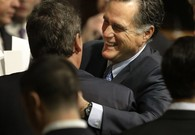 Party in New Hampshire: Romney Hosts Rubio and Christie