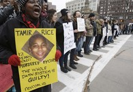 Cleveland Calmly Awaits Decisions In 3 Killings By Police