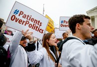 'Ugly' Potential Fallout From Supreme Court Health Care Case