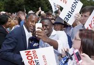 Carson Catches up to Trump in Iowa