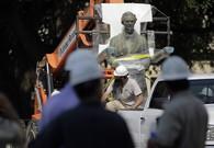 Unreal: University of Texas Removes Jefferson Davis Statue