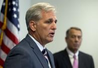 McCarthy's Pledge to Conservatives: 'I'm Not John Boehner'
