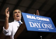 Romney's Exit Unleashes Race for Donors Among 2016 Hopefuls