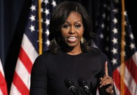 "Surprise? Michelle Obama Defends ""American Sniper"""