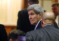 VIDEO: Kerry To 'Calm Things Down' In Israel