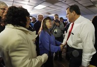 Chris Christie Not Afraid to 'Get on One Knee' for a Vote