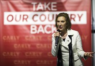 <font color=red>BREAKING</font>: Carly Fiorina Suspends Campaign