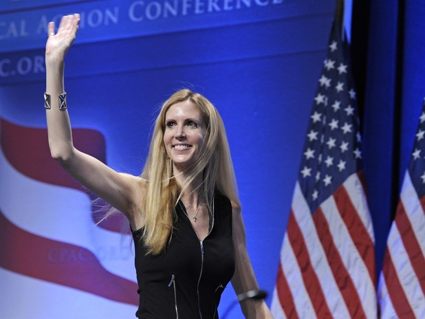 "Ann Coulter Thrashes GOP ""Traitors"""