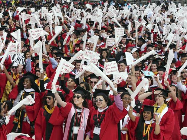 Most Americans Favor Free Public College Tuition