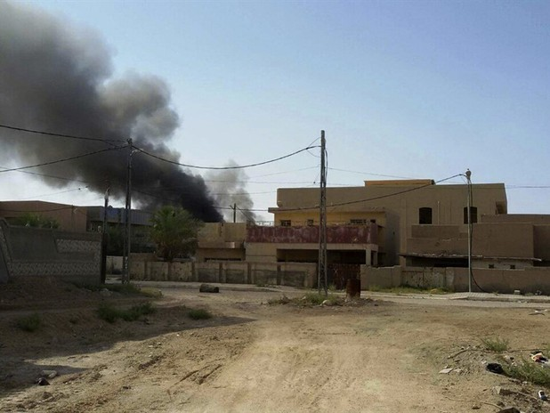 ISIS Didn't Want To Get Whomped In Fallujah, So It Split
