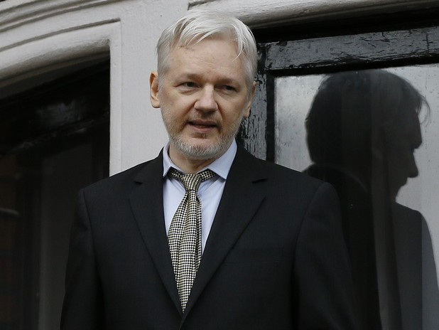 'More Material' Coming, Says WikiLeaks Founder Assange