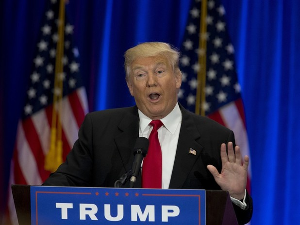 Trump Lashes Out At Clinton's Personal Record, Policies