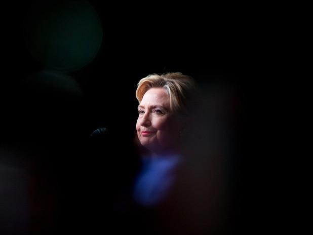 Economic Turmoil Threatens Clinton