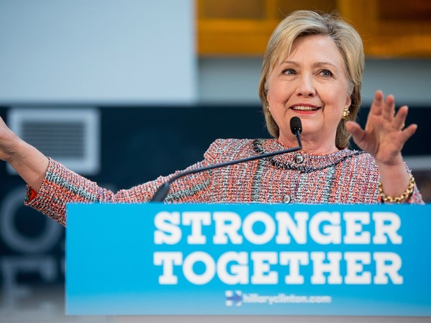 Clinton Spends $26 Million On Ads For Month Of June