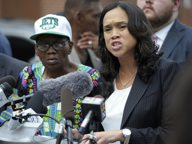 Full Press Conference: State's Attorney Marilyn Mosby On The Dropped Charges