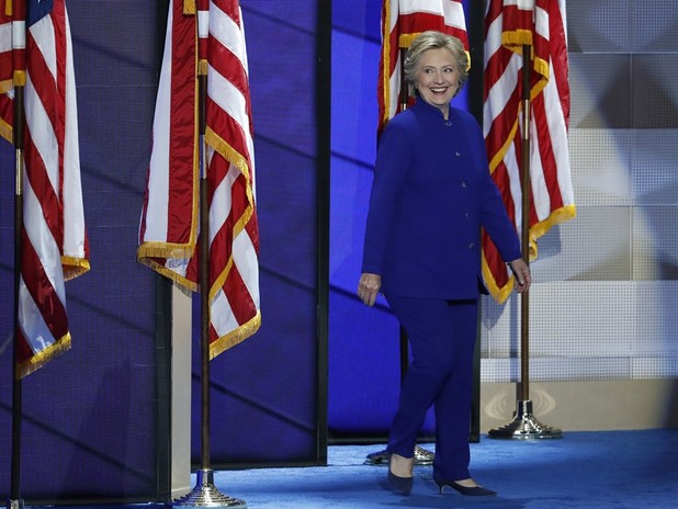 Clinton Officially Accepts Democratic Nomination Thursday Night