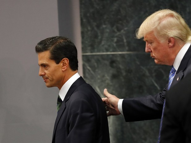 Mexico's President Calls Meeting Donald Trump a Mistake