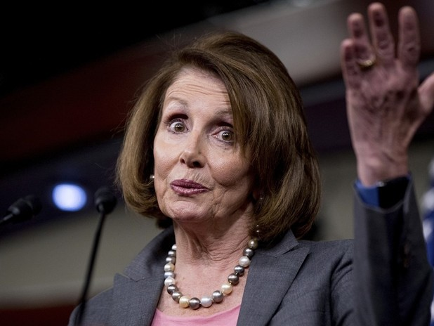 More of the same from the Democrats; Nancy Pelosi re-elected