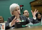 "Sebelius: People Who Lost Insurance Are ""Thrilled"" with Healthcare.gov Choices"