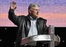 Franklin Graham condemns Obama's reaction to the Oregon school shooting, defends Dr. Ben Carson's controversial comments about the tragedy and discusses his father Billy Graham's new book.