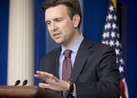"White House Spokesman Josh Earnest fielded questions from reporters Wednesday about a large order of ""green paper"" by government agencies to create green cards. Reporters asked the White House if the office supply order was related to an upcoming Executive Order expected by the President after election to act on immigration policies. After multiple attempts by the press, Earnest said it was ""crazy"" to assume the White House was directly involved in office supply orders."