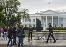 White House Fence Jumper Charged With Assault
