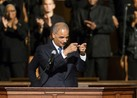 "Holder Tells Black Audience U.S. Was ""Founded On Oppression""…"